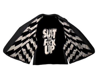 Suit The Fuck Up